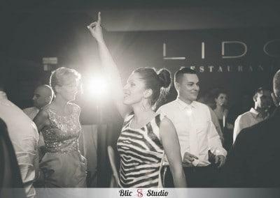 Fotografiranje vjenčanja - La danse au Lido (80)