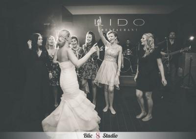 La danse au Lido