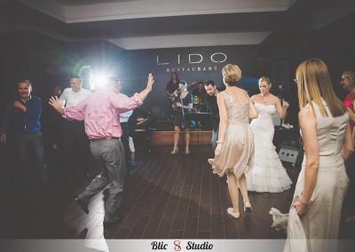 Fotografiranje vjenčanja - La danse au Lido (85)