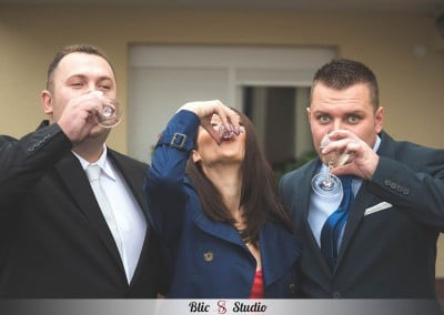 Fotografiraje  vjenčanja - Nova galerija epskog vjenčanja (2)