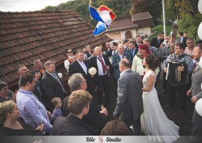 Fotografiraje  vjenčanja - Nova galerija epskog vjenčanja (42)