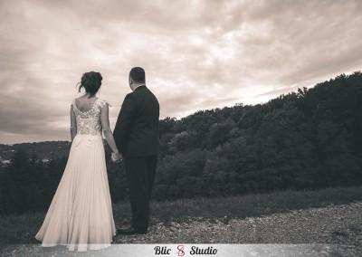 Fotografiraje  vjenčanja - Nova galerija epskog vjenčanja (58)
