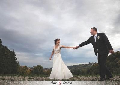 Fotografiraje  vjenčanja - Nova galerija epskog vjenčanja (64)