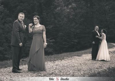 Fotografiraje  vjenčanja - Nova galerija epskog vjenčanja (66)