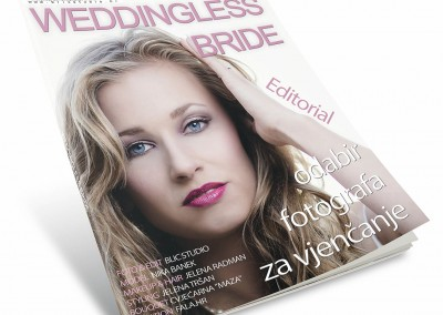 Fotografiranje modela - Weddingless bride  (1)