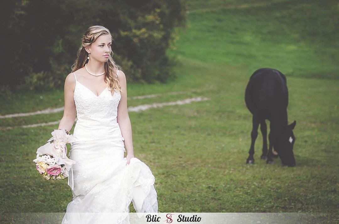 Weddingless bride
