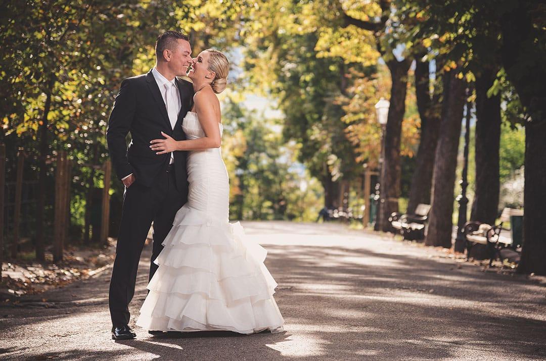 Fotografiranje vjenčanja Zagreb